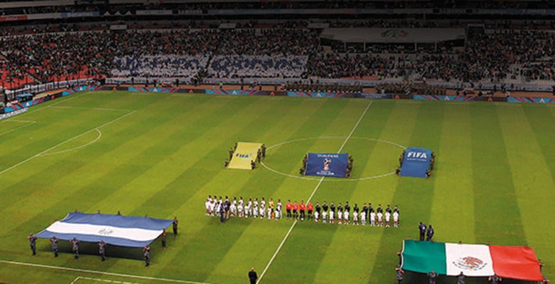 Ponen al 2x1 boletos para el m xico vs honduras en el for Puerta 1 estadio azteca