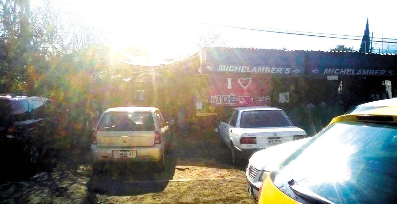 Robo. El lugar donde ocurrió el asalto se ubica en el poblado de Chamilpa, al norte de la capital morelense.