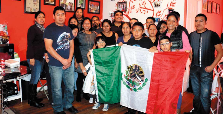 Encuentro. En los Estados Unidos, Blanca Almazo se ha reunido con empresarios, líderes sociales y diplomáticos.