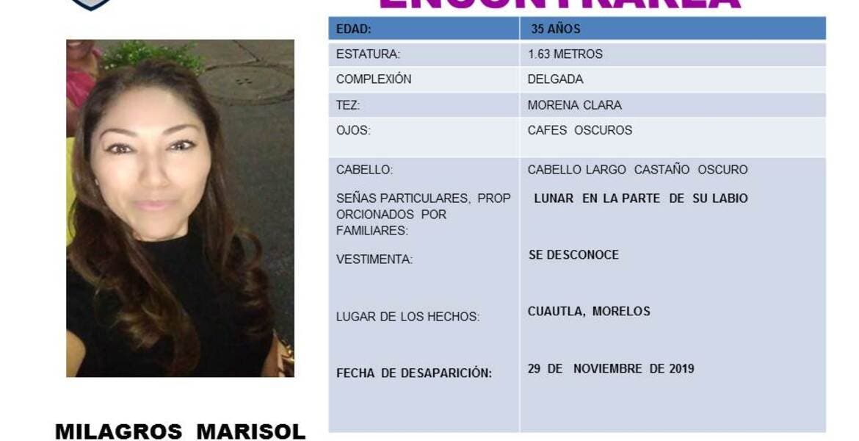 Hallan sin vida a maestra de Normal de Cuautla que estaba desaparecida
