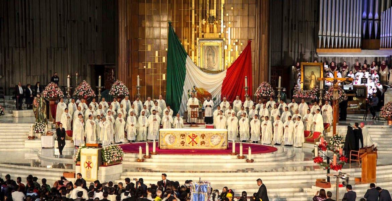 Suspenden misas a la Virgen 11 y 12 de diciembre en la Basílica de Guadalupe