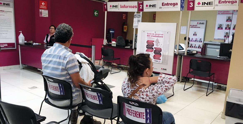 Abrirá Módulo Ine El Domingo Para Entregar Micas Diario De