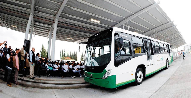 Objetivo. El proyecto del Morebús pretende agilizar la circulación en la zona conurbada y reducir los índices de contaminación en la entidad