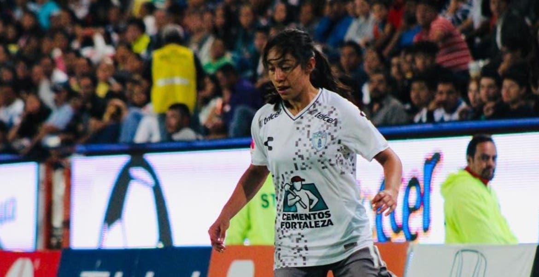 Morelense convocada a La Selección de Fútbol Femenil Sub 20