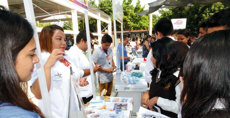 Campaña exitosa. Se cumplieron los objetivos de acercar información pertinente sobre diversos temas de salud a los adolescentes, consideran.