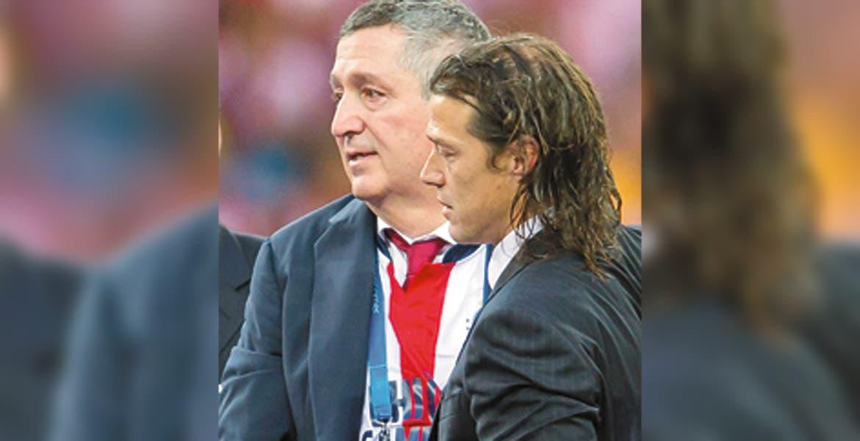 Vergara habla sobre salida de Matías Almeyda a Independiente