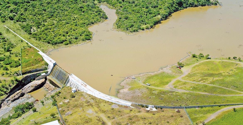 Casi al 100. La presa el abrevadero se encuentra al 80 por ciento de su capacidad, informó la Conagua.