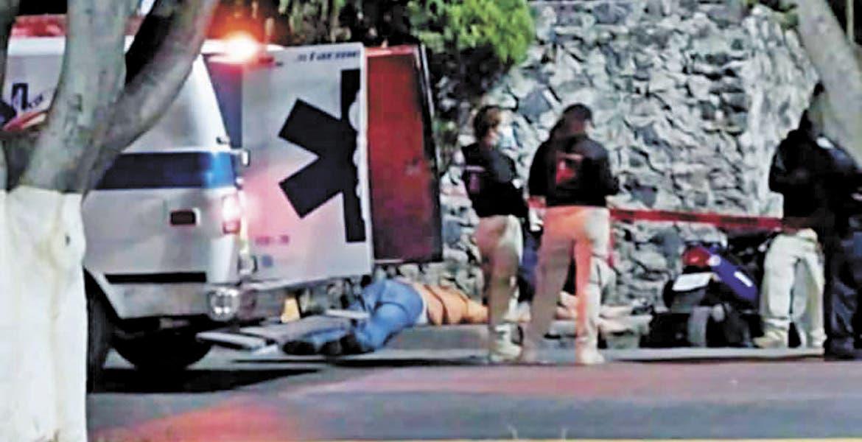 Muere motociclista en fuerte accidente de Jiutepec Morelos
