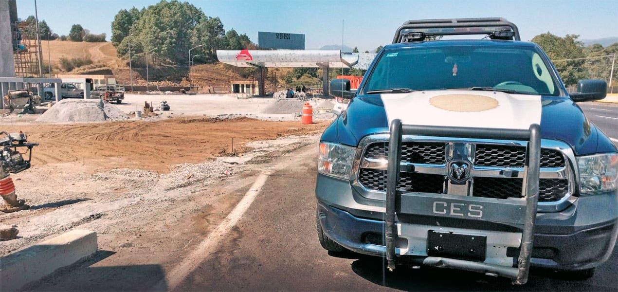 Matan a motociclista tras resistirse a asalto en la México-Cuernavaca