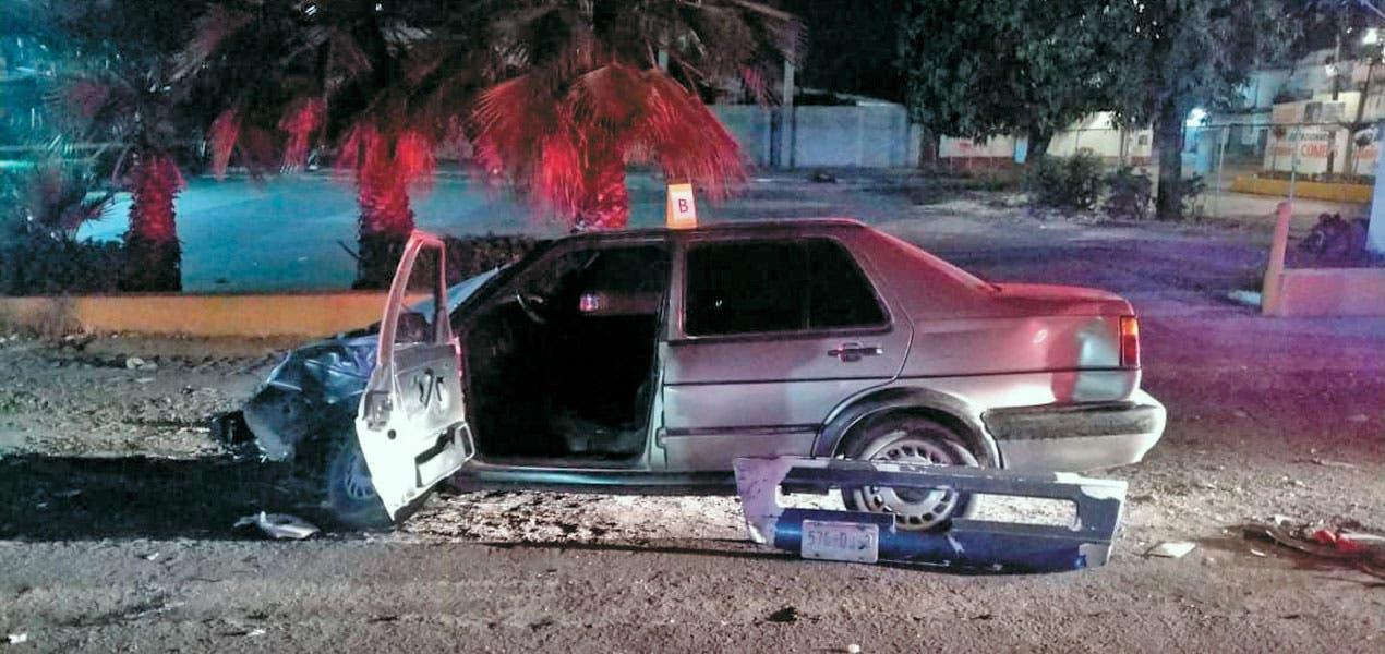 Muere hombre en accidente en Morelos