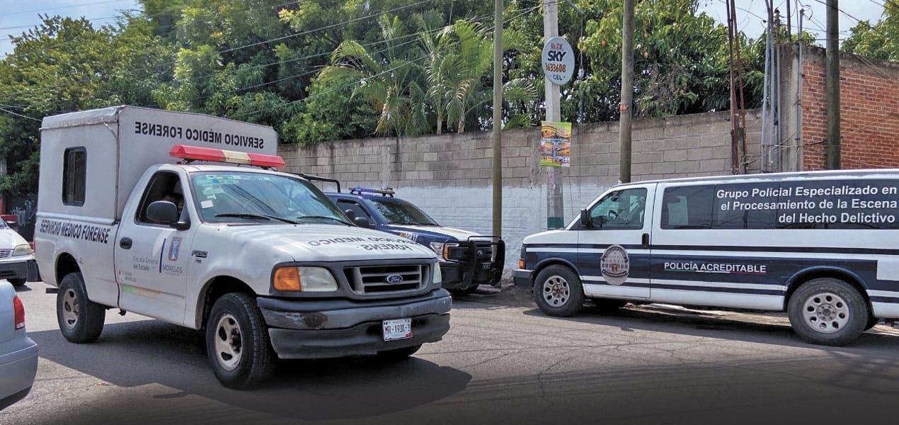 Joven salió de fiesta con 'amigos' y al día siguiente la encuentran con cuatro balazos en Morelos