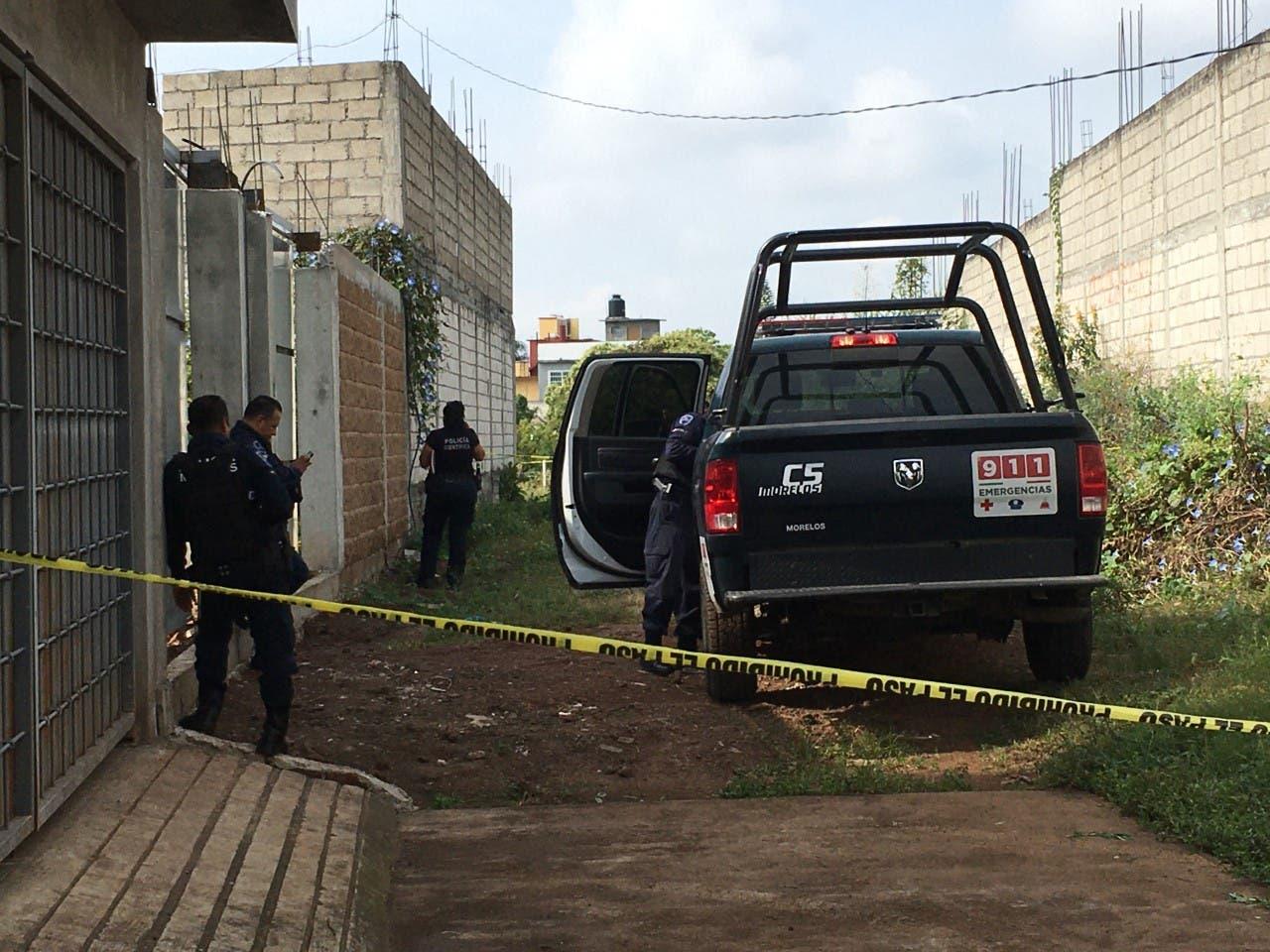 Matan de dos balazos en la cabeza a un joven en Cuernavaca