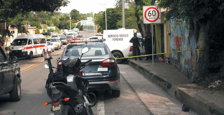 Crimen. Un vendedor fue asesinado presuntamente por la distribución de droga.