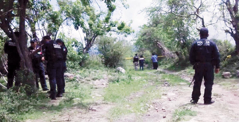 Diligencias. Alejandro fue asesinado a machetazos y de un escopetazo en la cabeza, en Cuentepec.