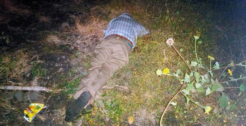 Hallazgo. Un señor fue privado de su libertad el miércoles en Atlacholoaya, Xochitepec, y apareció muerto el sábado en la colonia Nueva Morelos, de Tetecalita.