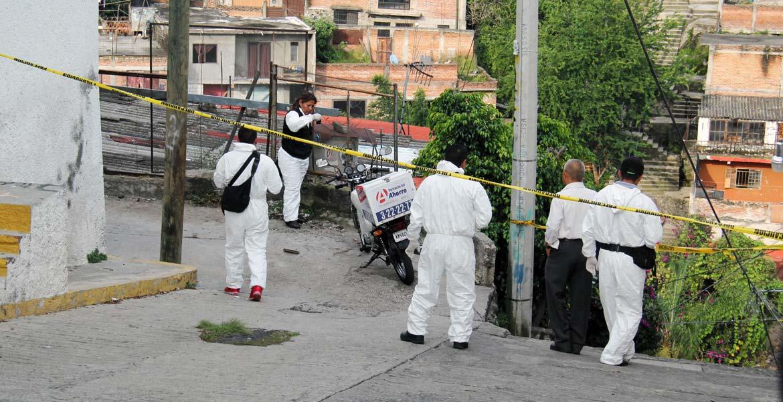 Ataque. El repartidor Guadalupe Cruz fue asesinado por tres sujetos armados, al resistirse a ser despojado de sus pertenencias en la colonia Alta Vista, de Cuernavaca.