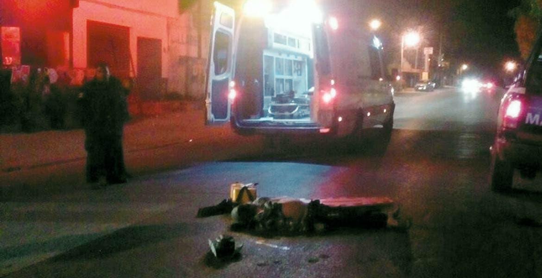 Deceso. Salustio murió al ser arrollado por una patrulla de la Policía Morelos, cuando pretendía cruzar la carretera Tlaltizapán-Ticumán.