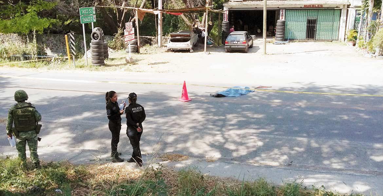 Deceso. Juan murió al ser arrollado por una patrulla que acudía a un auxilio.