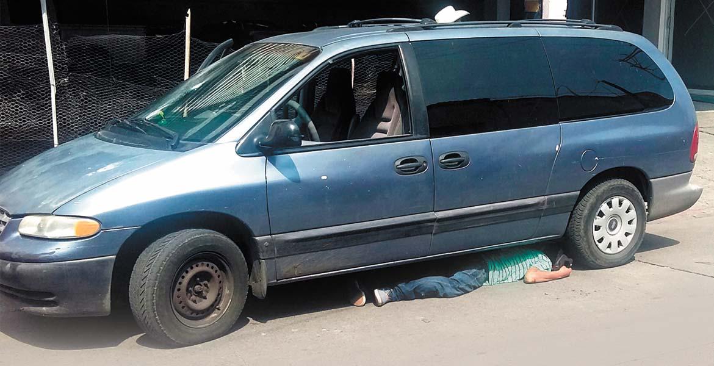 Un presunto ladrón de cadenas fue asesinado a balazos al ser perseguido junto con un amigo por dos sujetos armados