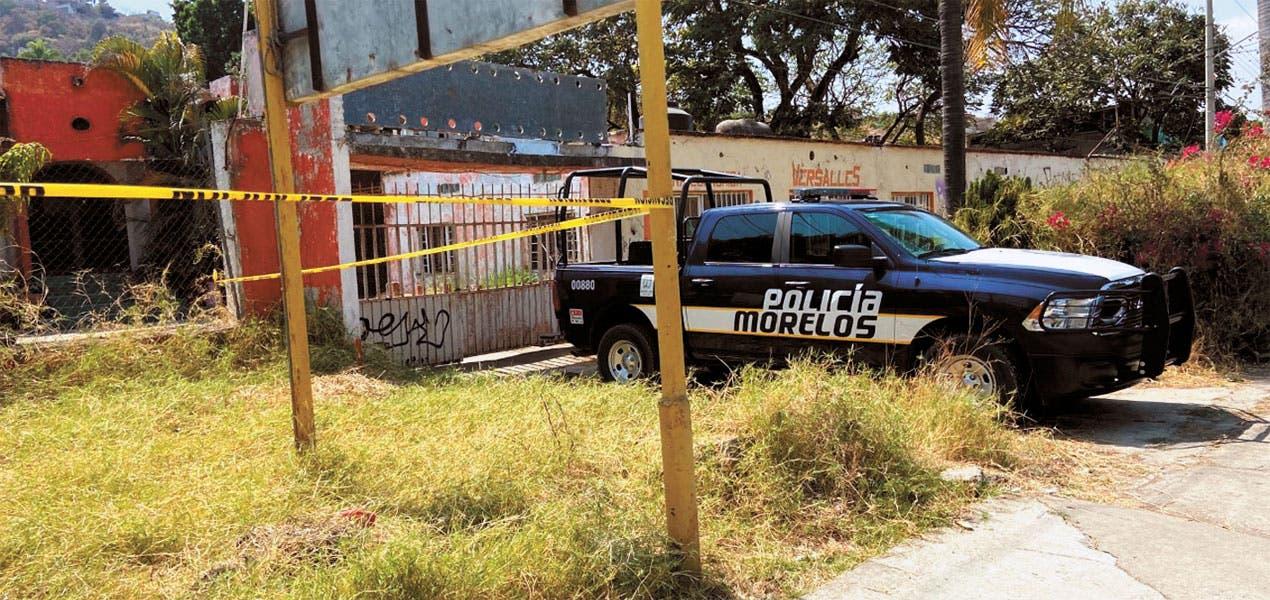 Muere por disparo adentro de bodega en Jiutepec