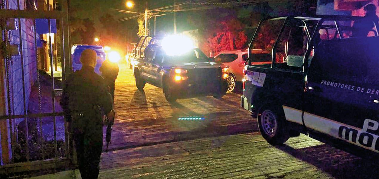 Horas violentas en Morelos, con serie de asesinatos