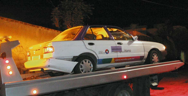 El crimen. Un taxista fue asesinado a balazos al ser emboscado por varios sujetos armados frente a su hijo, cuando arribaba a su casa en la colonia Santa María.