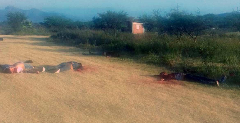 Según autoridades, cuatro estudiantes de la prepa de Jojutla fueron asesinados en una riña.