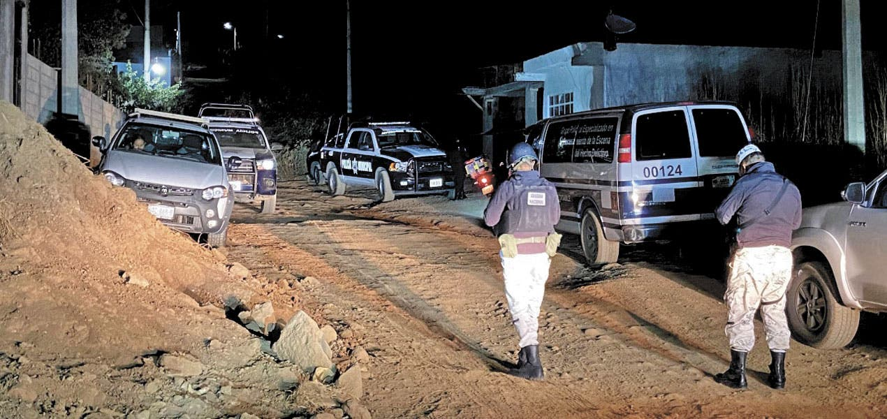 Matan sicarios a velador en Cuernavaca