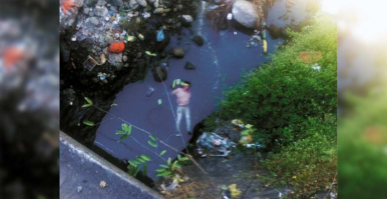dos intentos por suicidarse aventándose de un puente en la colonia Rubén Jaramillo
