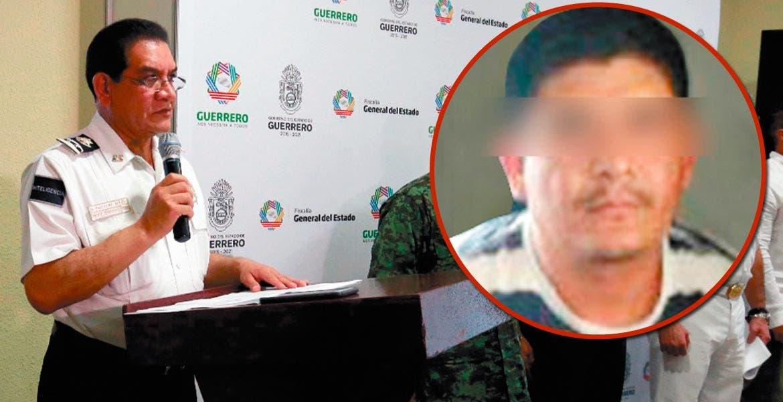 Informan. Autoridades federales señalaron que Efraín fue detenido en el poblado El Higuerón, en Jojutla, en donde se refugió para mandar drogas a los Estados Unidos.