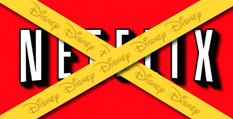 Oficial: Todas las series y películas de Marvel/Star Wars abandonarán Netflix