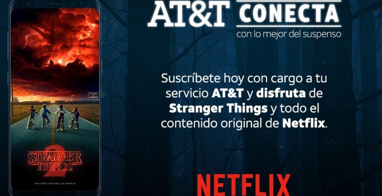 Mexicanos podrán pagar Netflix en factura de AT&T