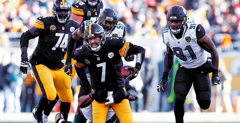 Jaguars sorprenden a Steelers en Pittsburgh y avanzan a Final de Conferencia