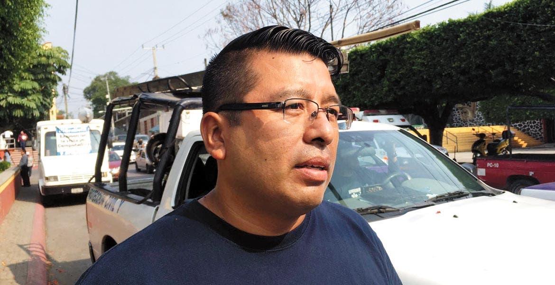 Jorge Sandoval Pérez, Dir. de PC Jiutepec