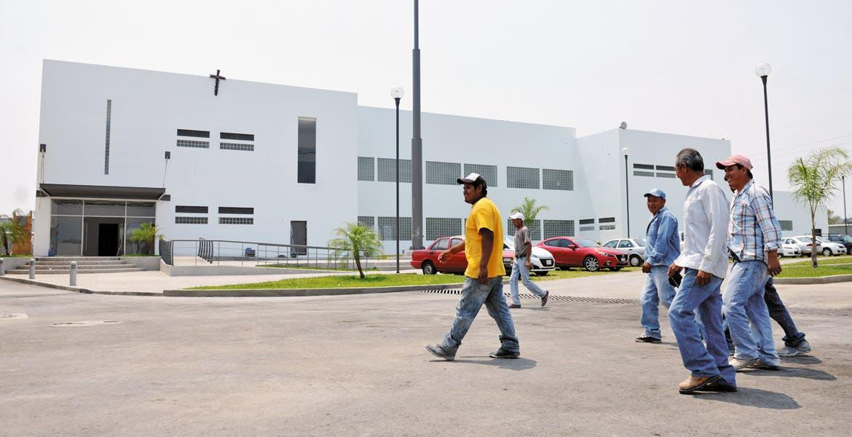 Fiscalía. La nueva sede para la procuración de justicia se encuentra al cien por ciento en Temixco.