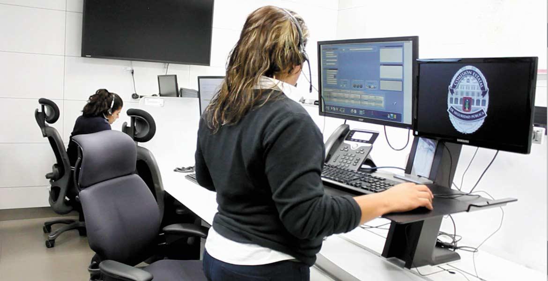 Atención. Las operadoras del 066 fueron capacitadas en los protocolos que pondrán en marcha con el 911 con lo que buscan dar una atención más rápida y de calidad.