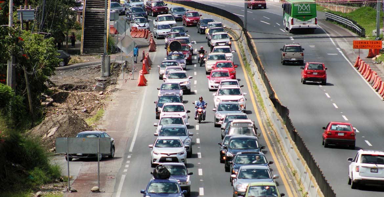 Resguardan. Elementos de la Policía Federal intensificarán los operativos en las carreteras de Morelos para garantizar la seguridad de los automovilistas.