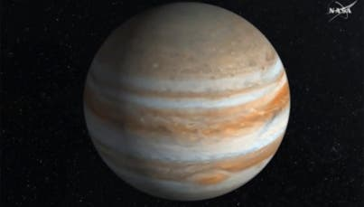 Astrónomos descubren un planeta más caliente que la mayoría de las estrellas