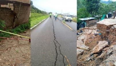 Suma Chiapas 18 municipios en emergencia