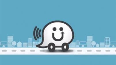 La aplicación de tráfico y navegación Waze estará dispionible en Android Auto