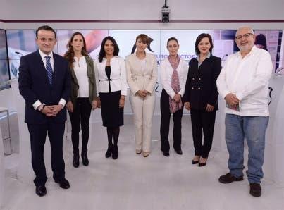 Aspirantes a Jefes de Gobierno de la CDMX sostiene segundo debate