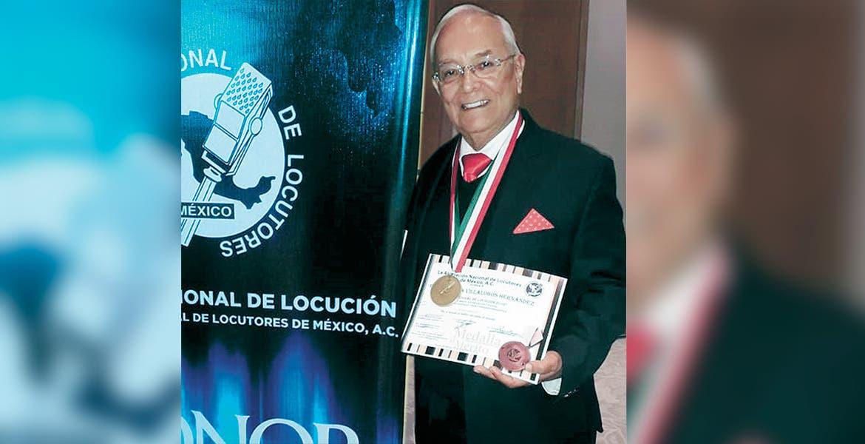 Será jurado Profr. Pablo Rubén Villalobos en Premio Cervantes