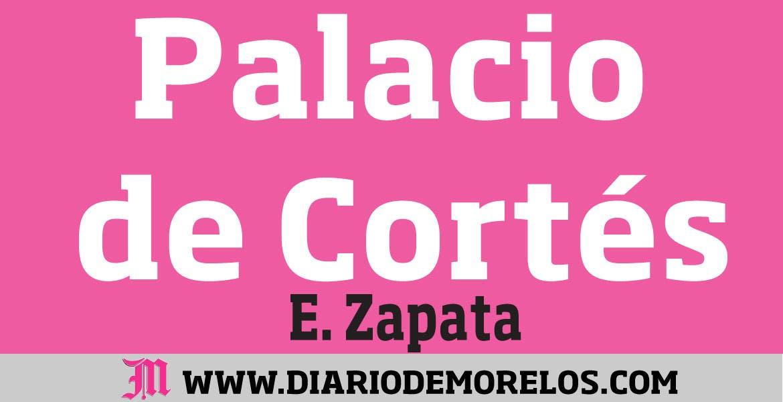Palacio de Cortés: VELOZ COMO