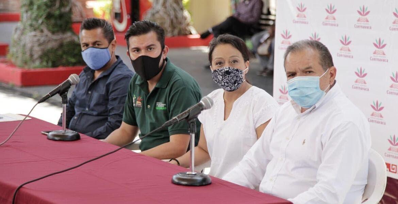 Ordena alcalde de Cuernavaca resolver problemática en Panteón de La Paz
