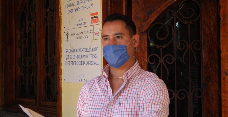 Responde Ayuntamiento ante actos vandálicos en panteón de La Paz, de Cuernavaca