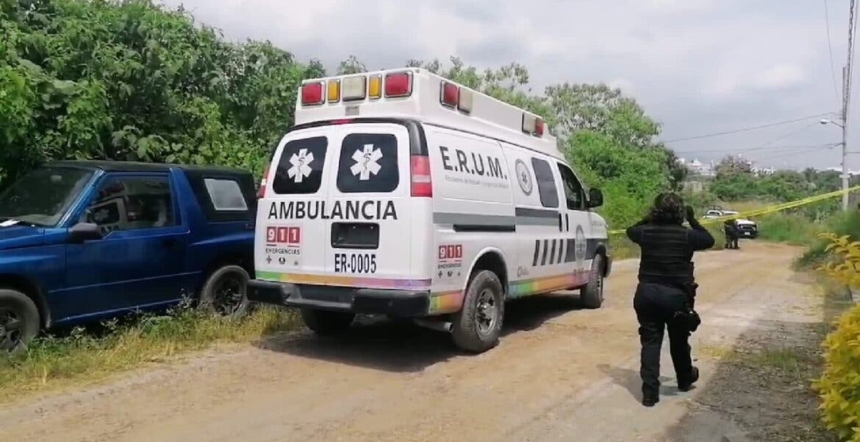 Asesinan a balazos a un hombre en la colonia Paraíso Montessori, de Cuernavaca