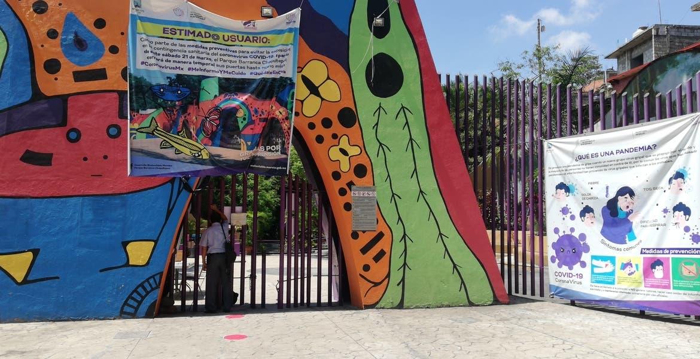 Echan para atrás apertura de Parque Barranca Chapultepec de Cuernavaca