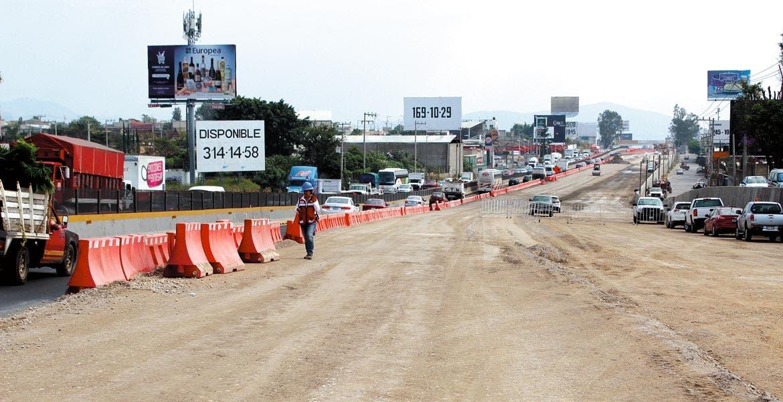 De riesgo. De enero a junio, en el Libramiento Cuernavaca se registraron nueve percances graves, tres fatales en vialidad, y 22 no graves, reportaron autoridades.