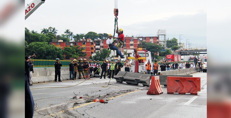 CNDH solicita medidas cautelares para Paso Express