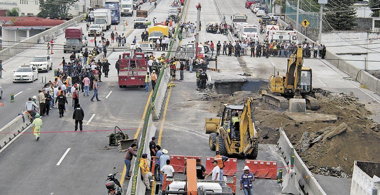 Se cumplen tres años de la tragedia en el Paso Express en Morelos